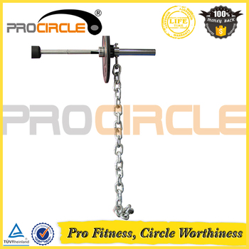 High Quality Crossfit Barbell Chain Weight Lifting Chain
