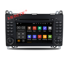 Factory price android 7.1 Car DVD Player multimedia system For B200 B-class W245 B170 W209 W169 with 4G Wifi GPS navi radio