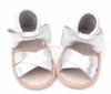 OEM design high bow baby girl sandals baby sandals for girl