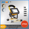 10W Floodlights Outdoor Camping Work Light with Charger led rechargeable flood light