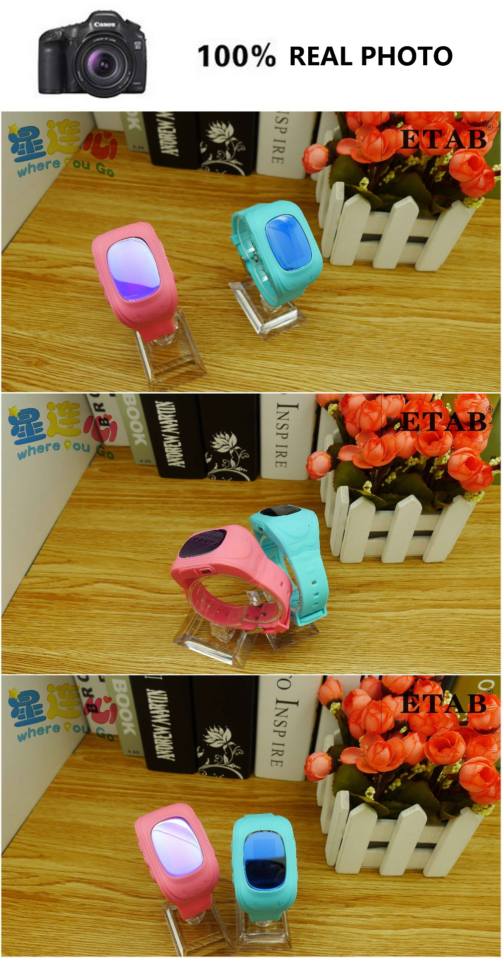 fashion gps watch tracker equipment old people children safety and health care watch