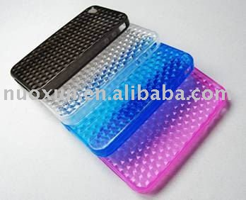 Hot sell cheap TPU mobile phone cases for IPhone 4G