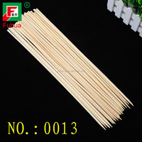 Disposable High Quality Bamboo Rotating BBQ Skewer