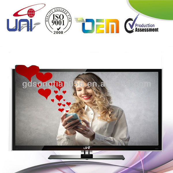 42-inch 3D LED TV with USB 2.0, HDMI, 3D Combo Fitter, ISDB-T/ATV Receiver and Noise Reduction