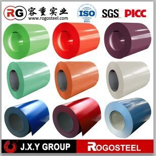 prepainted galvanized steel coil made for house building purpose