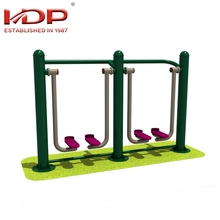 Factory price limit double walker, stainless steel outdoor fitness equipment
