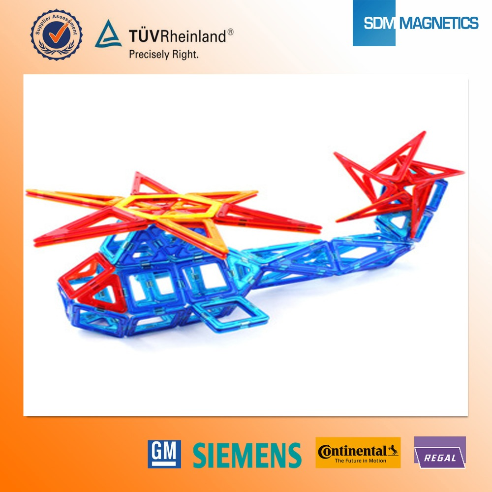 SDM ABS plastic magformers toys with resonable price