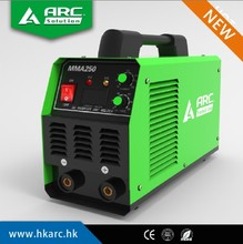 ARC 250 Hot sale MOSFET inverter welding machine for soldering with digital display
