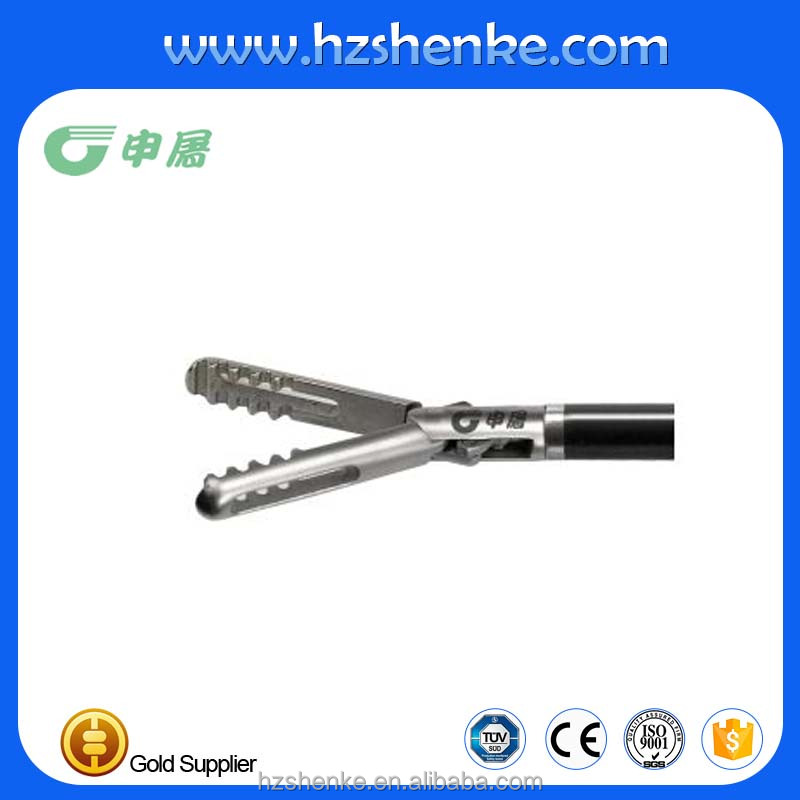 names surgical instruments endo clinch grasper