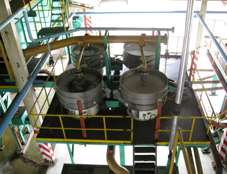 1-20t/h Twin Screw Palm Oil Extraction Processing Machine