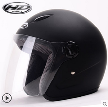 HD hot selling new abs open face high quality motorcycle helmet for motorbike