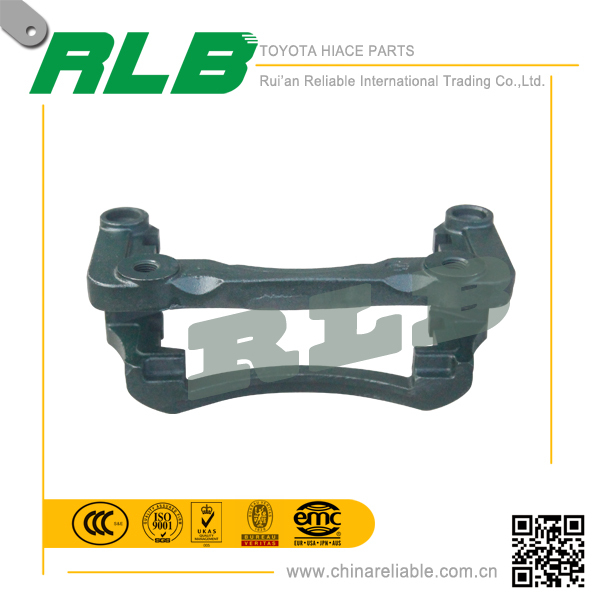 toyota haice 2005 up # Mounting , front disc brake caliper