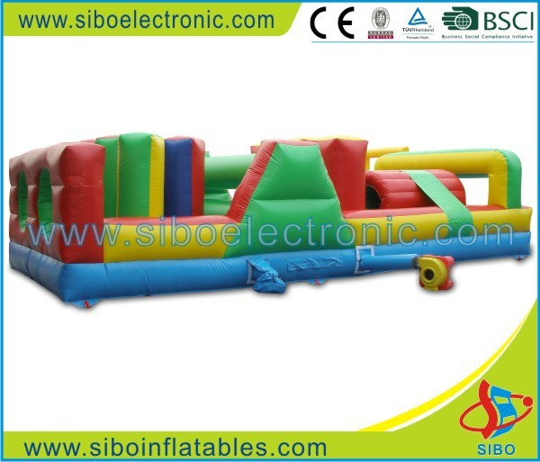 GMIF5010 fairground water slide inflatable fun city Inflatable Carnival Game