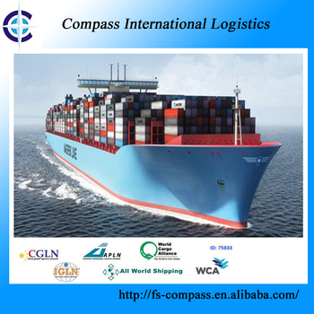 Shipping Container Services From China to San Pedro ,USA