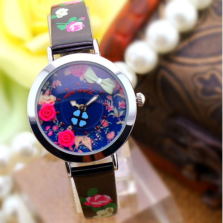 New Products 2014 Korea Mini Miniature Watch