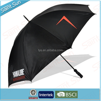 29 Inch Stick Double Ribs Manual Open Yamalube Umbrella