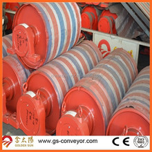 ISO standard BELT CONVEYOR DRUM/ HEAD / TAIL PULLEY,D630mm for B1200mm mining belt conveyor system