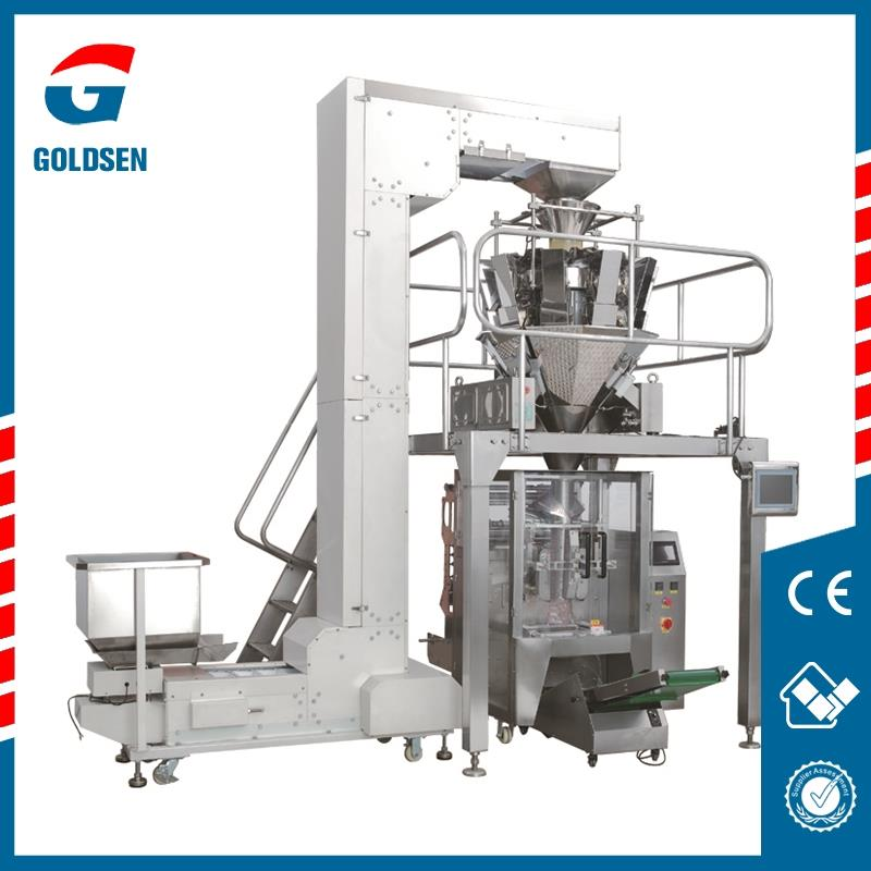 Hot sale, factory price auto rice/ buck wheat /sugar plastic bag packing machine , fully auto grains packing machine