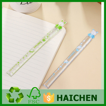 Cartoon PVC ruler ,cheap price,plastic rule