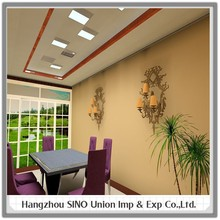 OEM SGS 353*353 compound white waterproof aluninum board ceiling