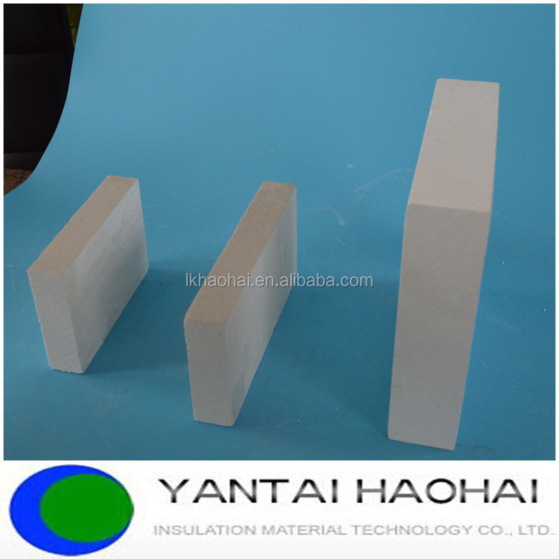 High Temp.Steaming Wall Panel Base On Calcium Silicate
