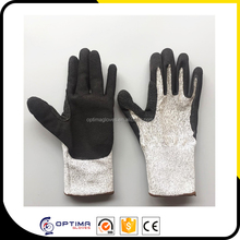 OPTIMA 13 gauge heavy industrial glove, anti cut 5 , more abrasion resistant,custom boxing gloves