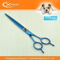 C13-80 Hairdressing scissor wholesale;Pet grooming blade,The dog scissors tools