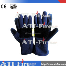 Water Proof Widely Used Fire Fighting Gloves