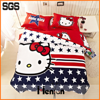 custom printed bedsheet embroidery bed cover designs