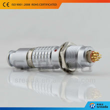 2013 multi-pole circular push pull rotating electrical assorted connectors manufacturers