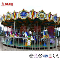 Amusement Rides Merry Go Round For Sale