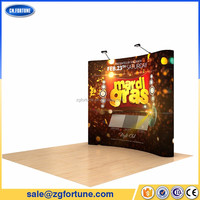 Best price fabric Pop Up Banner For Trade Show Displays