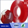 Waterproof heat resistant strong adhesive acrylic foam VHB tape with clear glue