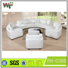 PH-038B Home furniture sofa Circular leather sofa