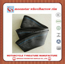 china factory motorcycle tire and tube 3.00-18 natural inner tube for wholesael