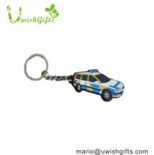 manufacturer custom pvc rubber keychain making machine produce car model with logo keychain