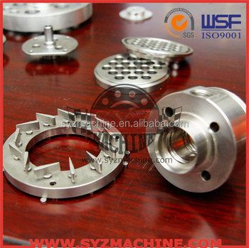 Aluminum amp Stainless Steel Parts Manufacturing According to Drawings or Samples,Machined for Car Spare Part,Car Part Manufactu