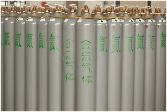 Industry Helium  Liquid Gas