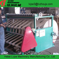 Automatic Paper/Film slitting and rewinding machine