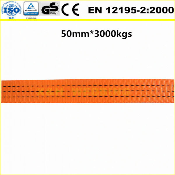 50mm ratchet lashing strap