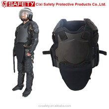 Best Quality CE Approved anti riot suit/thigh protector