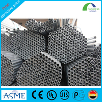 small-bore galvanized stainless steel pipe tube for grounding water suply