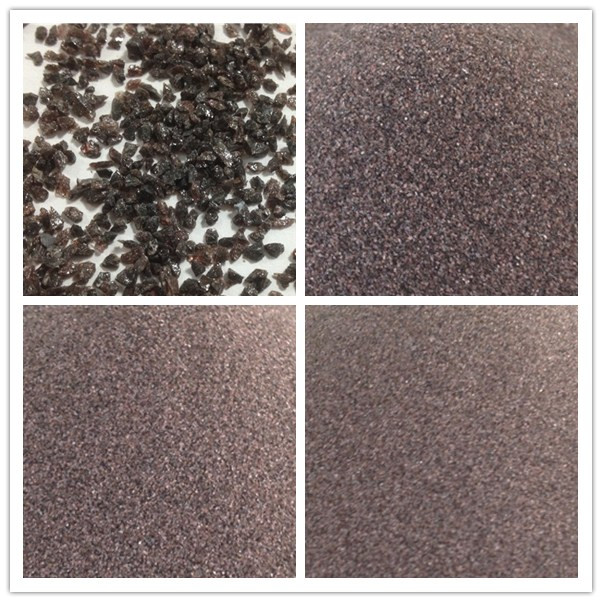 Sand Blasting Aluminum Oxide Powder Brown Fused Alumina