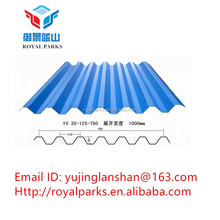 DIN AISI color steel roofing tile/color galvanized corrugated Zinc Aluminum metal roofing sheet
