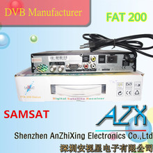 FTA digital 80 digital satellite tv receiver samsat hd
