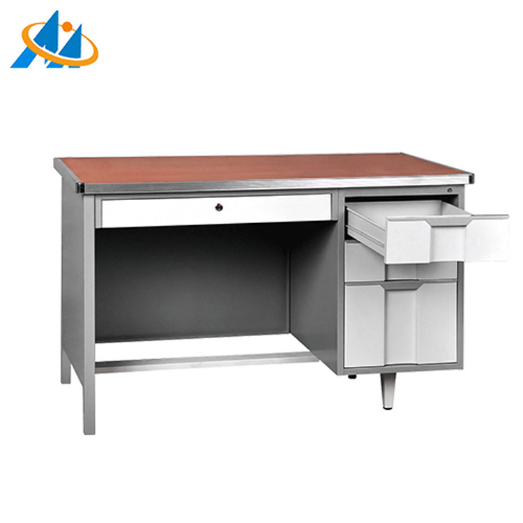 High quality metal executive european style office desk