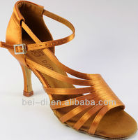 Lady latin shoes latest style