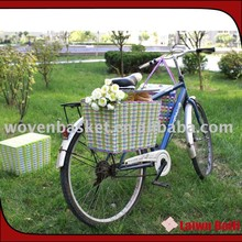 Bicycle accessories china wholesale plastic bicycle basket