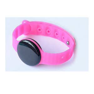 Bluetooth Bracelet/Wristband Beacon with iBeacon & Eddystone