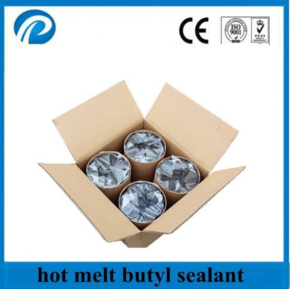 insulating glass use Hot melt butyl rubber sealant